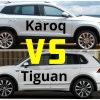 Skoda Karoq против Tiguan